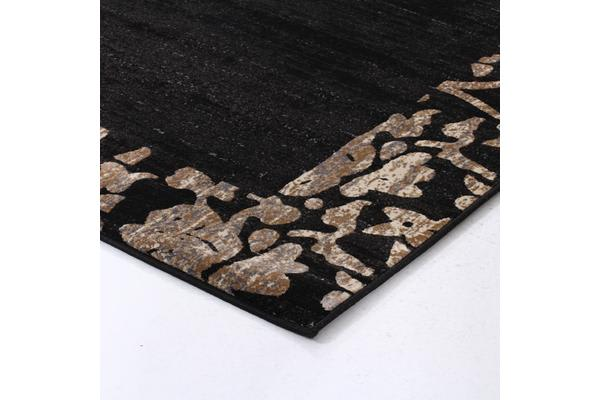 High Quality Rug - Heritage Charcoal 230x160cm