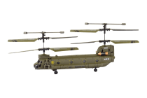 Chinook Transporter Helicopter