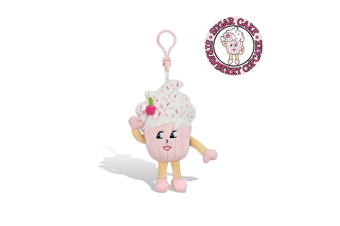 Whiffer Sniffers - Sugar Cake Backpack Clip