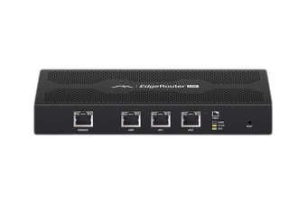 Ubiquiti EdgeRouter Lite 3 Port Gigabit Switch (ERLITE-3)