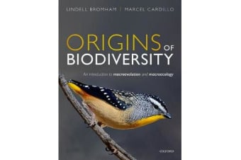 Origins of Biodiversity - An Introduction to Macroevolution and Macroecology