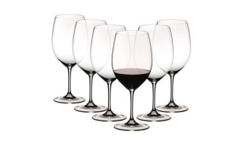 Riedel Vinum Cabernet Wine Glass 6pc