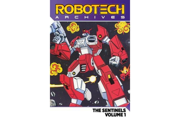 Robotech Archives - Robotech II: The Sentinels Volume 1