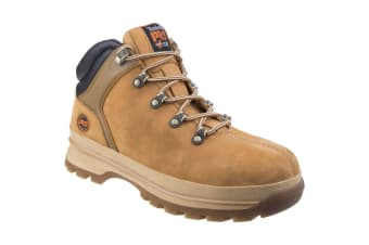 Timberland Pro Mens Splitrock XT Lace Up Safety Boots (Wheat) (7 UK)