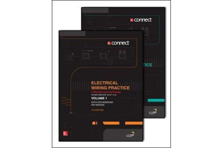 Electrical Wiring, Blended Learning Package, Volumes 1 & 2