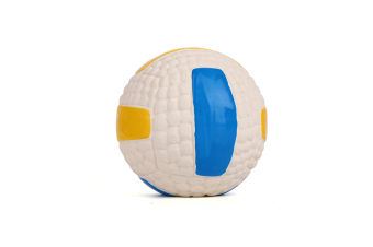 Voice Training Balls For Dog Teeth Cleaning Latex Toy Balls Volleyball
