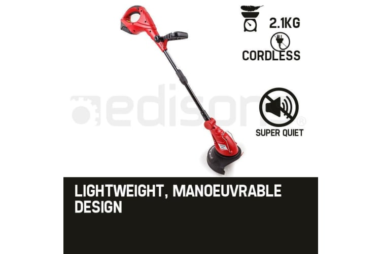 Baumr-AG 20V Line Trimmer Whipper Snipper Electric Cordless Garden Tool Li-Ion