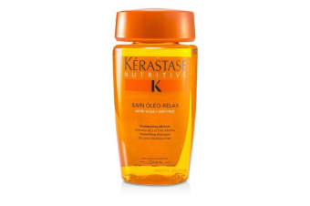 Kerastase Nutritive Bain Oleo-Relax Smoothing Shampoo (Dry & Re. Hair) 250ml/8.5oz