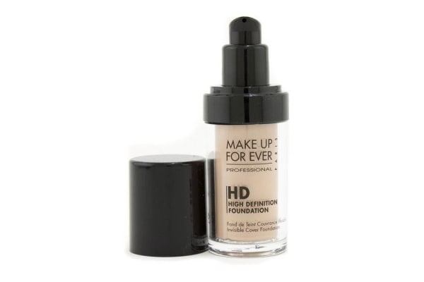 Make Up For Ever High Definition Foundation - #140 (Soft Beige) (30ml/1.01oz)