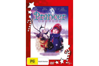 Prancer Returns DVD Region 4