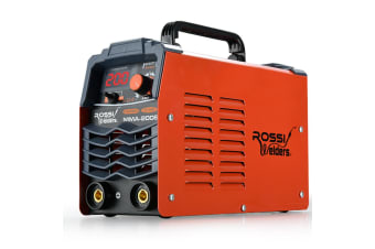 ROSSI Stick Welder 200 Amp Inverter Welding Machine MMA Portable ARC DC 200A Gas