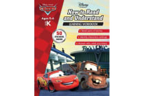 Disney Cars - How to Read and Understand Learning Workbook