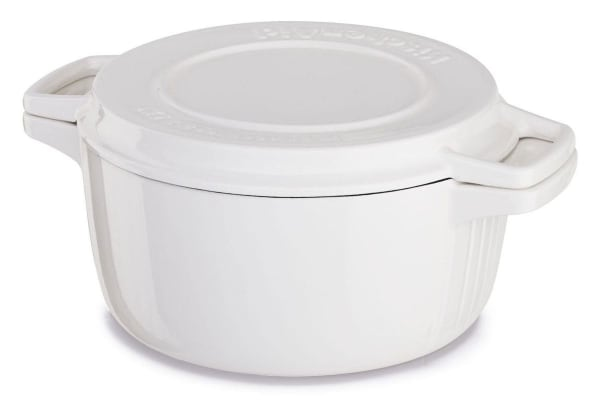 KitchenAid 3.8L Casserole - Almond Cream (KCPI40CRAC)