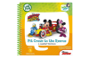 LeapStart 3D Mickey Pit Crews to the Rescue Book