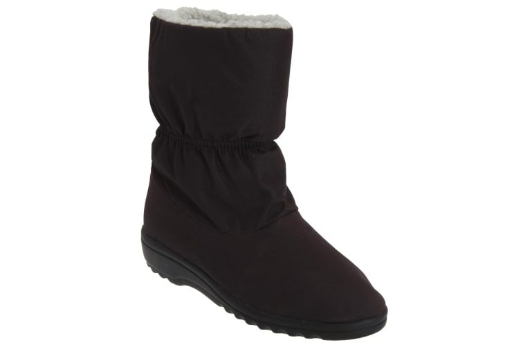 Blizzard Boots Womens/Ladies Original Pull On Waterproof & Breathable Boots (Black) (8 UK)