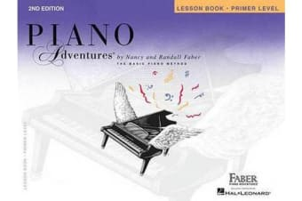 Piano Adventures - Lesson Book - Primer Level (2nd Edition)