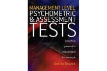 Management Level Psychometric and Assessment Tests - Everything You Need to Help You Land That Senior Job