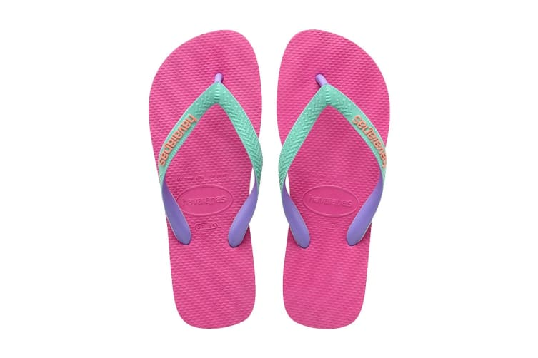 Havaianas Top Mix Thongs (Hollywood Rose, Size 37/38 BR)
