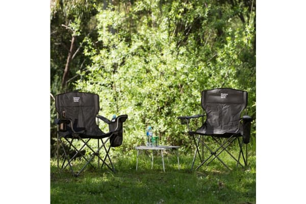 Explore Planet Earth Omega Cooler Arm Chair