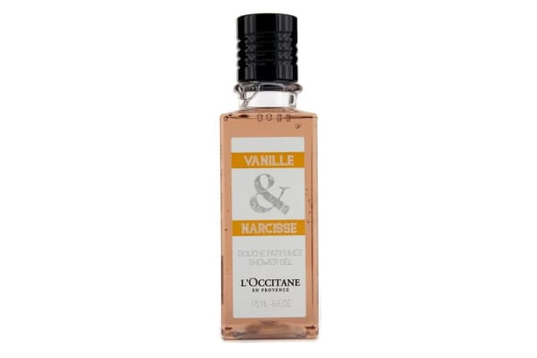 L'Occitane Vanille & Narcisse Shower Gel (175ml/6oz)