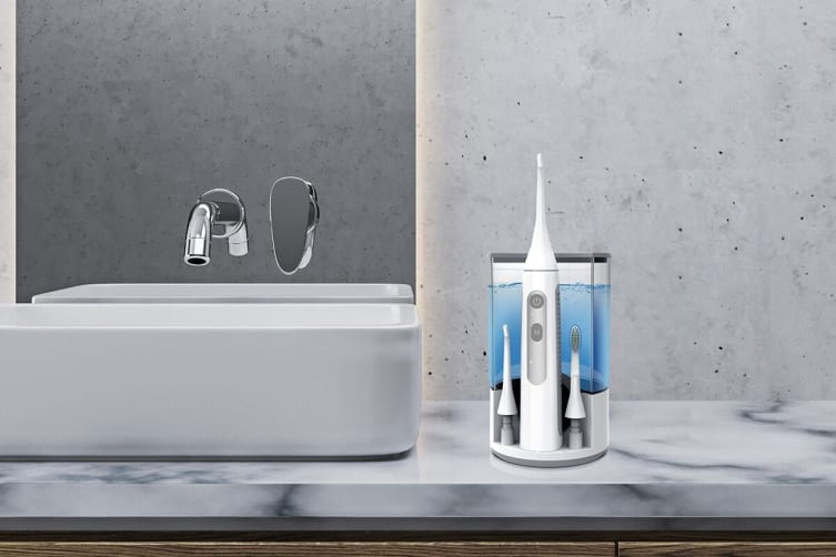 Water Tank & Charging Stand for Kogan 2-in-1 Sonic Toothbrush & Water Flosser