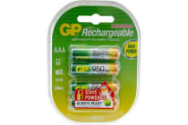 Gp 950Mah Aaa Nimh Pack Of 4