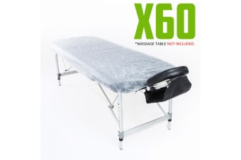 Disposable Massage Table Cover 180cm x 55cm 60pcs