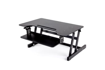 Height-Adjustable Sit Stand Desk Top