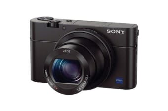 New Sony Cyber-shot DSC-RX100 III 20MP Digital Camera (FREE DELIVERY + 1 YEAR AU WARRANTY)