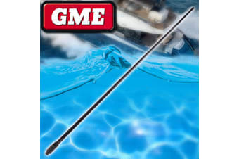 GME BOAT AM / FM MARINE RADIO ANTENNA MAST ONLY 1.2 METRE AW364BB NEW WATERPROOF