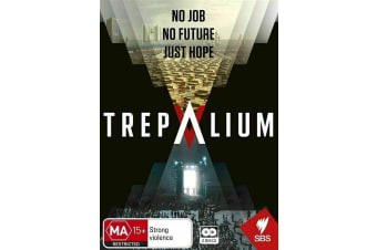Trepalium - Region 4 Rare- Aus Stock DVD NEW