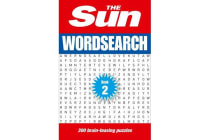 The Sun Wordsearch Book 2 - 300 Brain-Teasing Puzzles