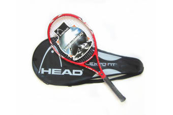 Carbon Fiber Super Light Weight Tennis Racquets Shock-Proof And Throw-Proof Red