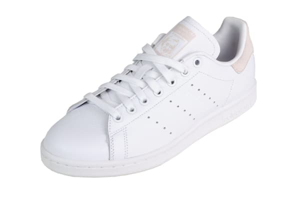 Adidas Originals Women's Stan Smith Shoes (White/White, Size 7)