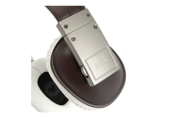 Polk Buckle Over-ear Headphones - Brown (AM5118-A)