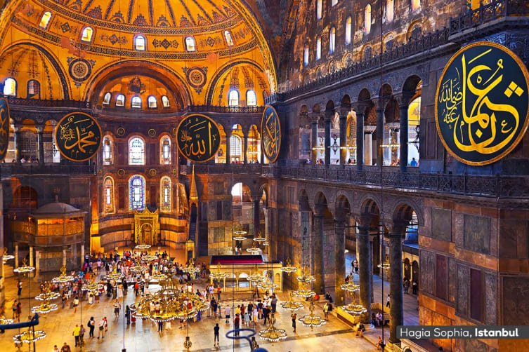 TURKEY: 7 Day Taste of Turkey Tour Including Flights for Two