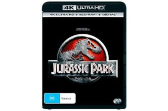 Jurassic Park (4K UHD/Blu-ray/Digital Copy)