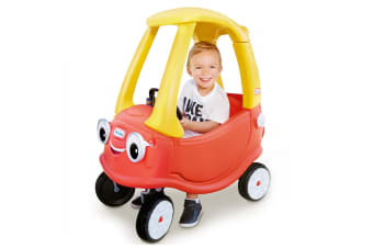 Little Tikes Indoor/Outdoor Cozy Coupe Toddler Children Ride-On Toy Car 18m+