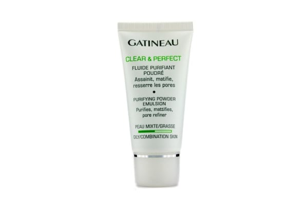 Gatineau Clear & Perfect Purifying Powder Emulsion (For Oily/Combination Skin) (50ml/1.6oz)