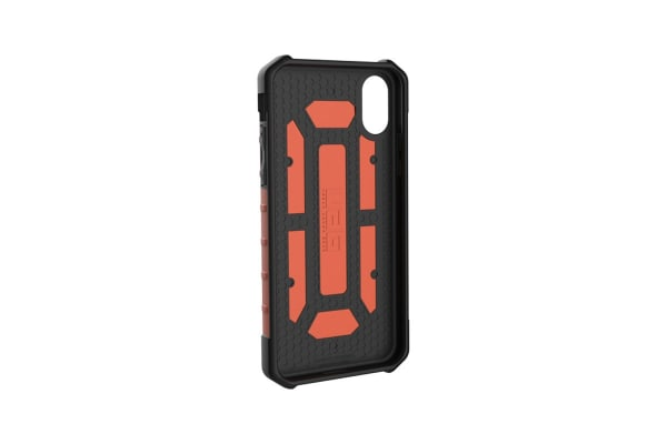UAG Pathfinder Case for iPhone X (Rust)