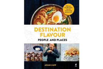 Destination Flavour - People and Places