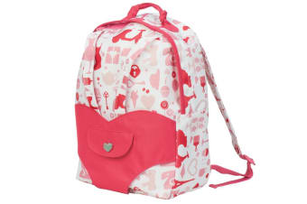 Our Generation Hop On Carrier Backpack - Party Print
