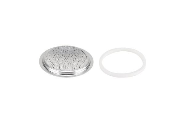 Bialetti Aluminium Gasket/Filter Plate 6 Cup