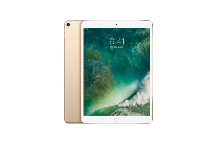 "Apple iPad Pro 12.9"" (256GB, Cellular, Gold, 2017 Edition)"