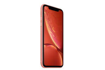 Apple iPhone XR (128GB, Coral)