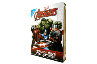 Marvel Avengers Hero Origins Collection - By Marvel