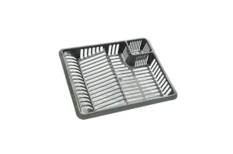 TML Large Dish Drainer (Silver) (One Size)