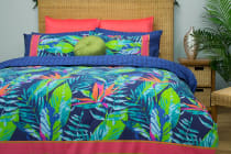 Apartmento Utopia Reversible Quilt Cover Set