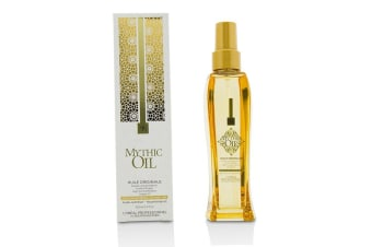 L'Oreal Professionnel Mythic Oil Nourishing Oil with Argan Oil (All Hair Types) 100ml