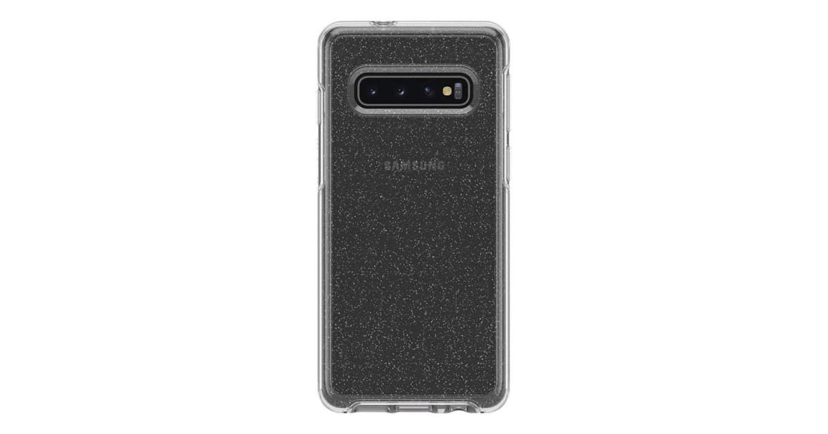 huge selection of 0e91b 9032a Otterbox Symmetry Glitter Case for Samsung Galaxy S10 - Stardust | Phone  Cases